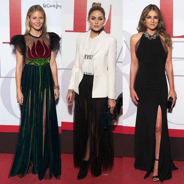 Gwyneth Paltrow, Olivia Palermo και Elizabeth Hurley οι πιο εντυπωσιακές παρουσίες από λαμπερό πάρτι