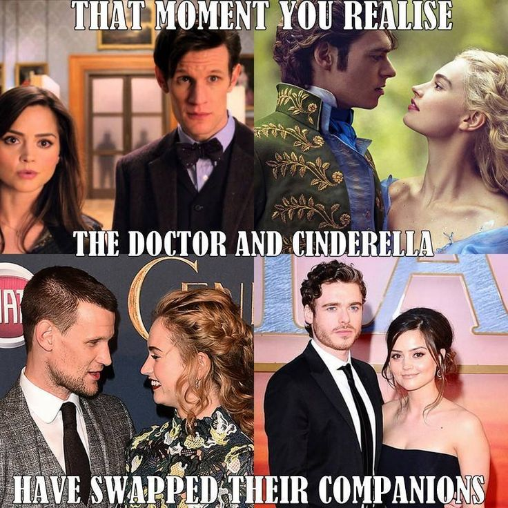 When I saw this, and found out that Lily James and Matt Smith are dating, I just got so happy imagining the adorableness!