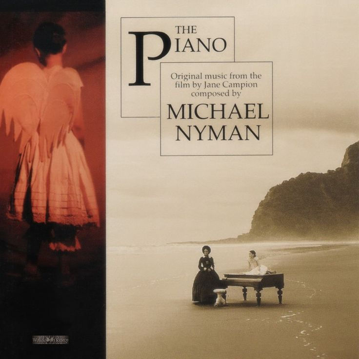 Michael Nyman / The Piano OST (1993)