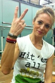 Elisabetta Cinelli indossa xlo+