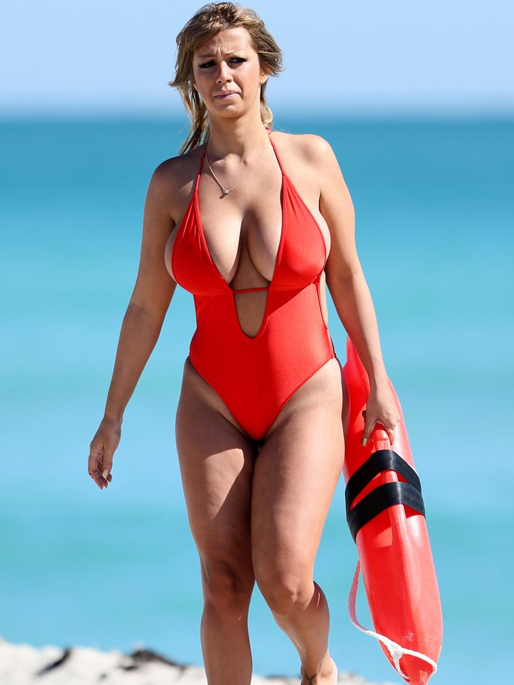 Baywatch bikini girls, works tits pics