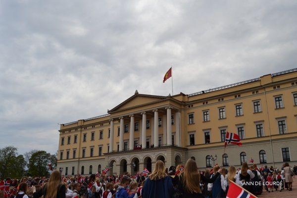 17th Mai 2013, Slottsplassen, Oslo.