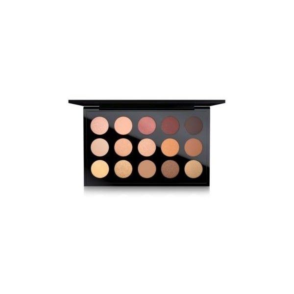 Mac Eyes On Mac Eye Shadow Palette, Warm Neutral x 15 (£49) ❤ liked on Polyvore featuring beauty products, makeup, eye makeup, eyeshadow, palette eyeshadow, mac cosmetics and mac cosmetics eyeshadow