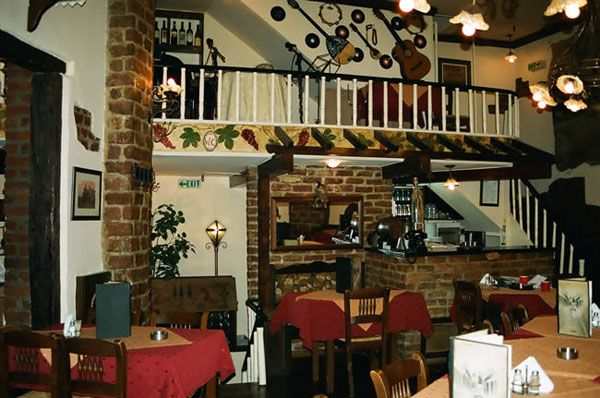 Rouga Taverna, Thessaloniki