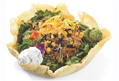 Healthy Food Guide: 20 Salads Worse Than a Cheeseburger
