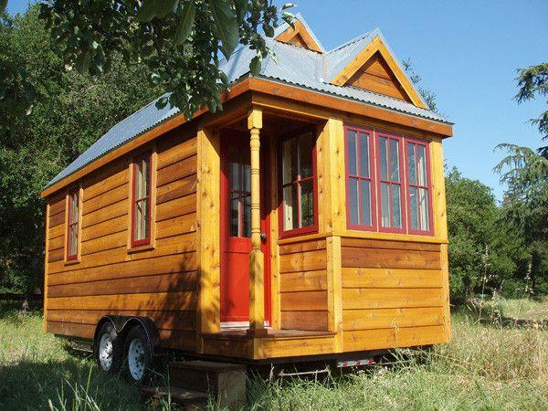 CYPRESS Tumbleweed Tiny HomesSmall HousesTiny House