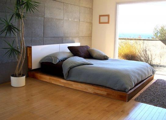 MASH Studios LAX King Platform Bed
