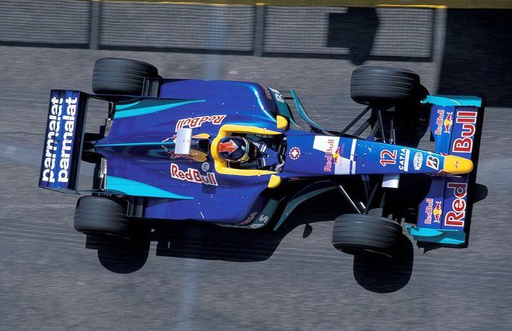 1999 Sauber C18 - Petronas (Pedro Diniz)