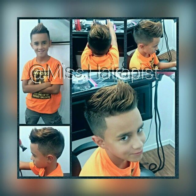 how to cut a mohawk fade step by step