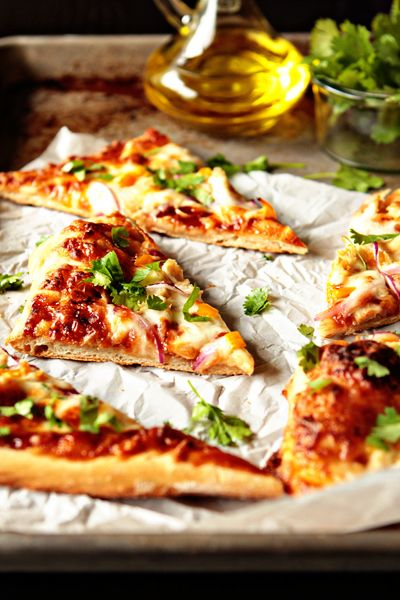 Post image for Barbecue Chicken Pizza