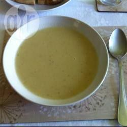Creamy celery and potato soup @ allrecipes.co.uk