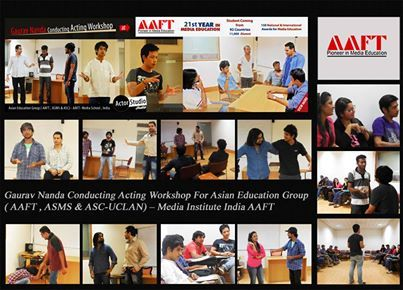 Best Acting Training In India usually is staffed by professionals in the acting school in India .Our all guys are very friendly .