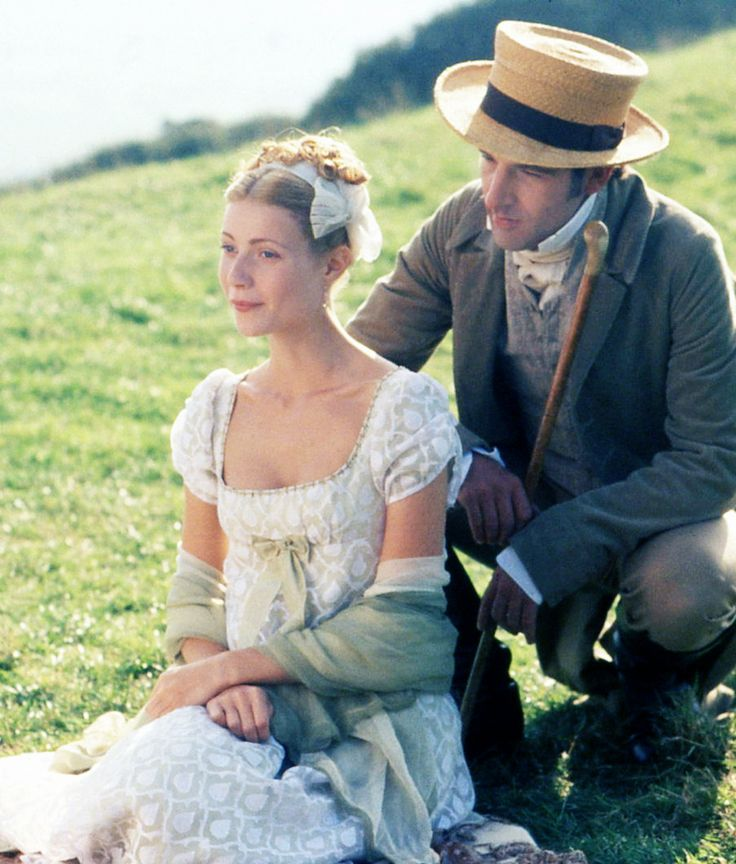 Gwyneth Paltrow and Jeremy Northam in Emma, 1996. Via http://hollywoodlady.tumblr.com/
