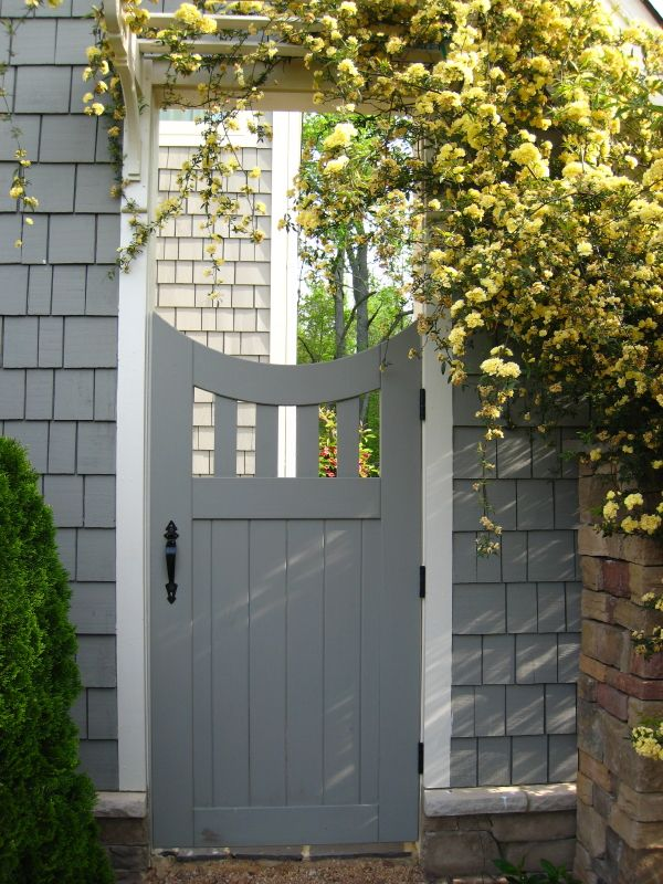 17 Best 1000 images about side yard gates Fences on Pinterest