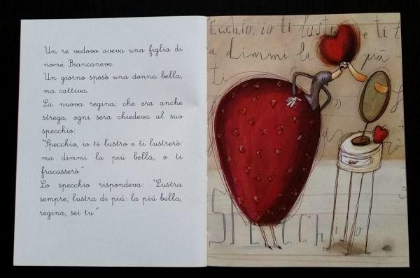 """""""Biancaneve"""" (collana """"Una Fiaba in Tasca"""", Edizioni EL, 2009) - 02"""