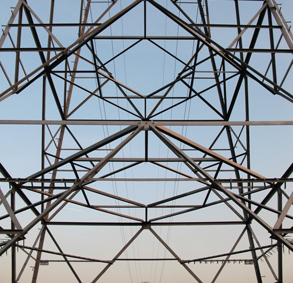 electricity tower, brancolina