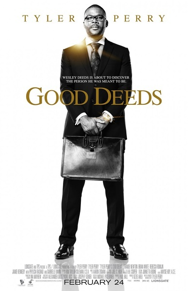 Good Deeds must see this!! Putty Australia doesn't support Black Movies... DVD time!