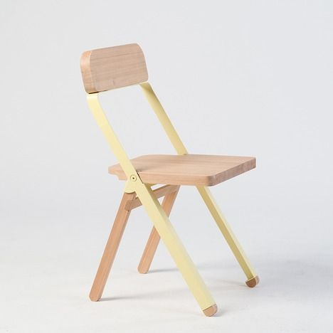 Pocket : Profile Chair by D Calen Knauf and Conrad Brown