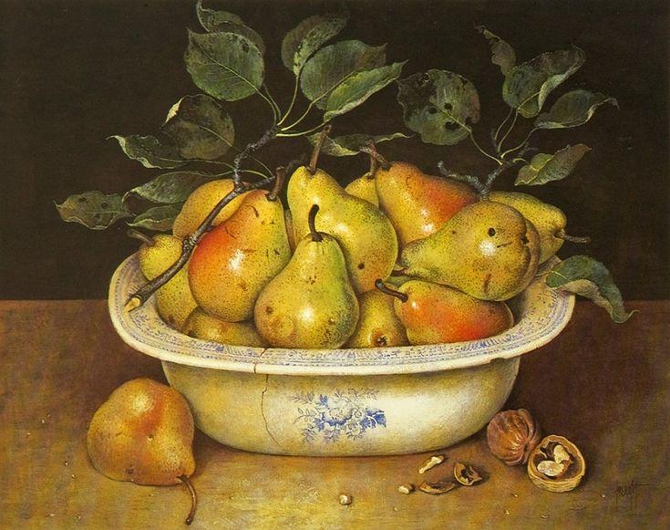 Редкие заметы немолодого идеалиста - Цветы и жуки на картинах испанского художника Jose Escofet