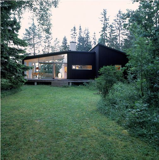 Swedish Cabin With Roof Top Garden And Retractable Outdoor: 17 Best Ideas About Black Exterior On Pinterest