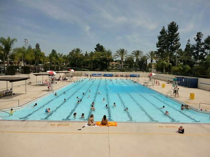 Mccambridge Park Swimming Pool Swam Here Many Times As A Kid And Teenager Burbank
