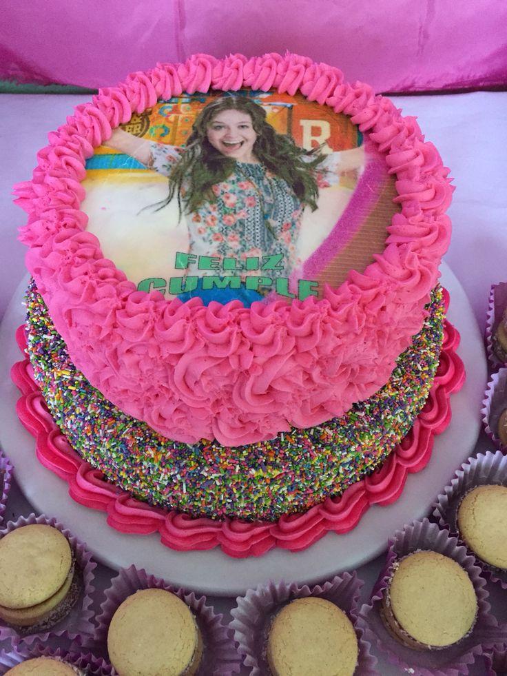 Soy Luna Cake! #karyscakes