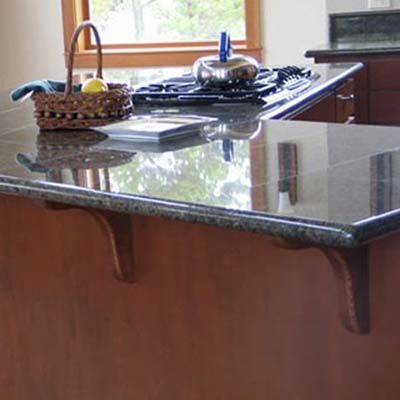 1000 images about edging styles for granite on pinterest for 1 inch granite countertops