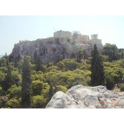 『この丘から見るアクロポリスの丘が素晴らしいのです。』by ゲンさん - フィロパポスの丘のクチコミ