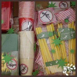 Pack de cumpleaños de Peter Pan « eLeyCe