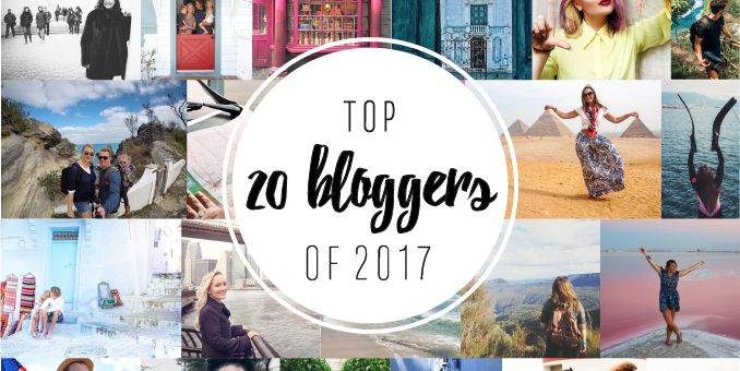 Top 20 Travel Bloggers of 2017 – Travel Transfer