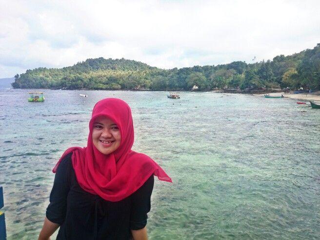 Pantai Iboih, Pulau Weh, Sabang, Aceh, Indonesia.