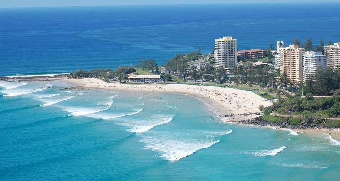 Located on the southern end of the Gold Coast and neighboring Tweed Heads, Coolangatta is the gateway to the Gold Coast. Coolangatta, is the perfect place to enjoy a quiet and relaxing holiday with the excitement of the Gold Coast only a few minute away