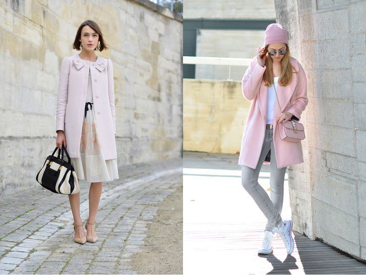 Пальто-пиджак — стильное решение на межсезонье