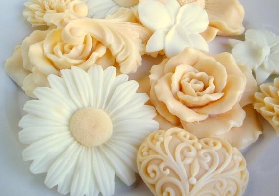 Homemade soaps... beautiful