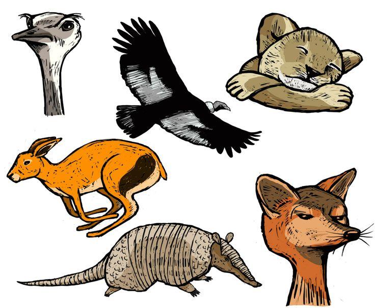 Concepts - Characters design Artist: Alejandra Cabeza