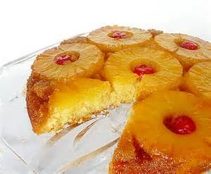 Happy National Pineapple Upside-Down Cake Day!