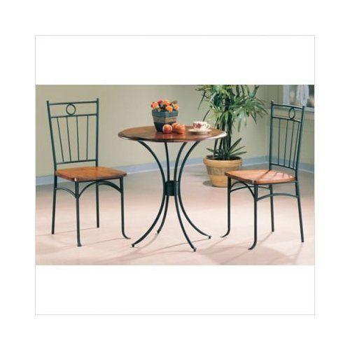 Beaverton 3 Piece Bistro Table Set By Coaster Home Furnishings. $157.38. Bistro  Set.