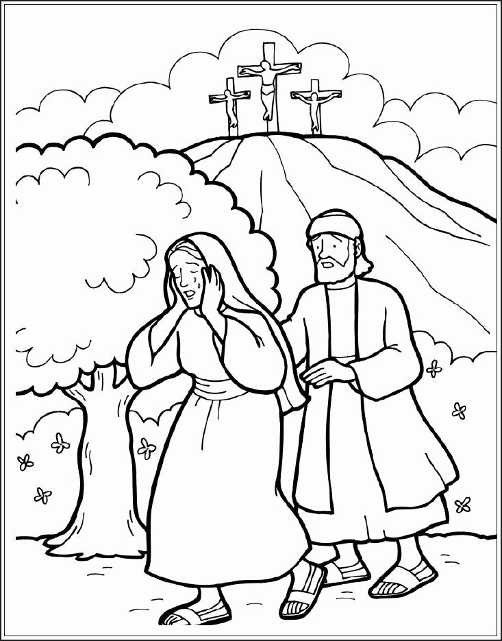 28 Doubting Thomas Coloring Page In 2020 Sunday School Coloring