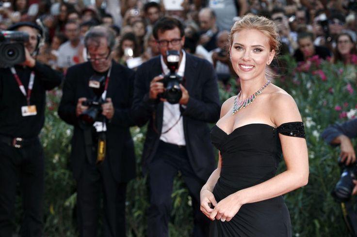 Scarlett Johansson já retomou peso após gravidez :: JATEÍVIP 'Você na Mídia'