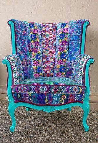 Cadeira .poltrona .reformada