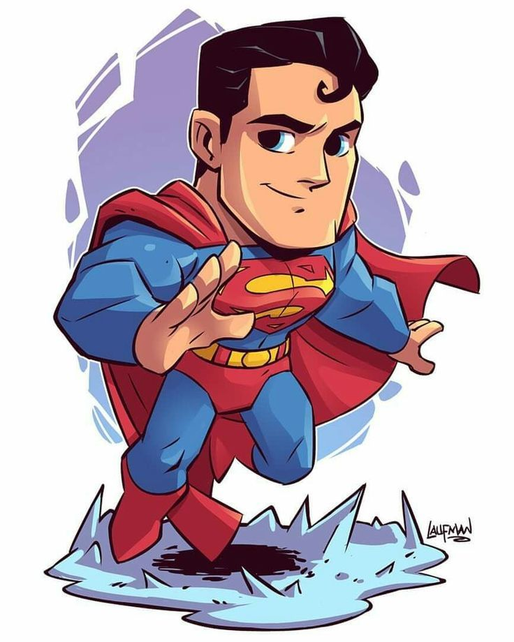 #superman #chibi #drawing @oxmariieee - Visit to grab an amazing super hero shirt now on sale!