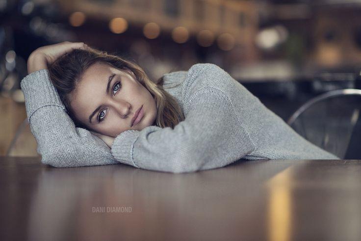 Betsy - Natural Light by Dani Diamond on 500px NIKON D800 85.0 mm f/1.4 85mm/ƒ/1.8/1/800s/ISO 400