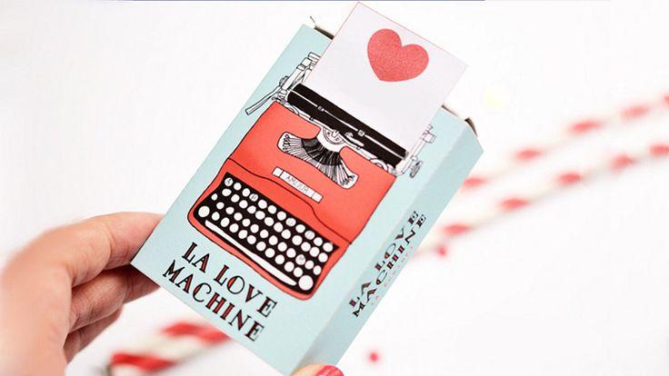 Ideas para regalar en San valentin: una tarjeta y unos vales regalo | Aprender manualidades es facilisimo.com