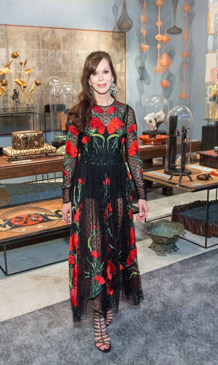 San Francisco Mercedes >> Stephanie Marver at The San Francisco Fall Antiques Show ...