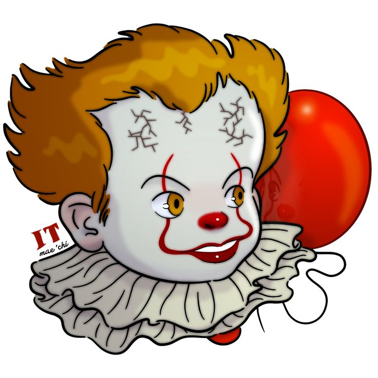 Fan Art It 2017 Digitalart Draw Illustration Illustrator Photoshop Fanart Kid Character Clown It2017 วาดเส น วาดเล น ต วต การ ต น ศ ลปะ ต วตลก