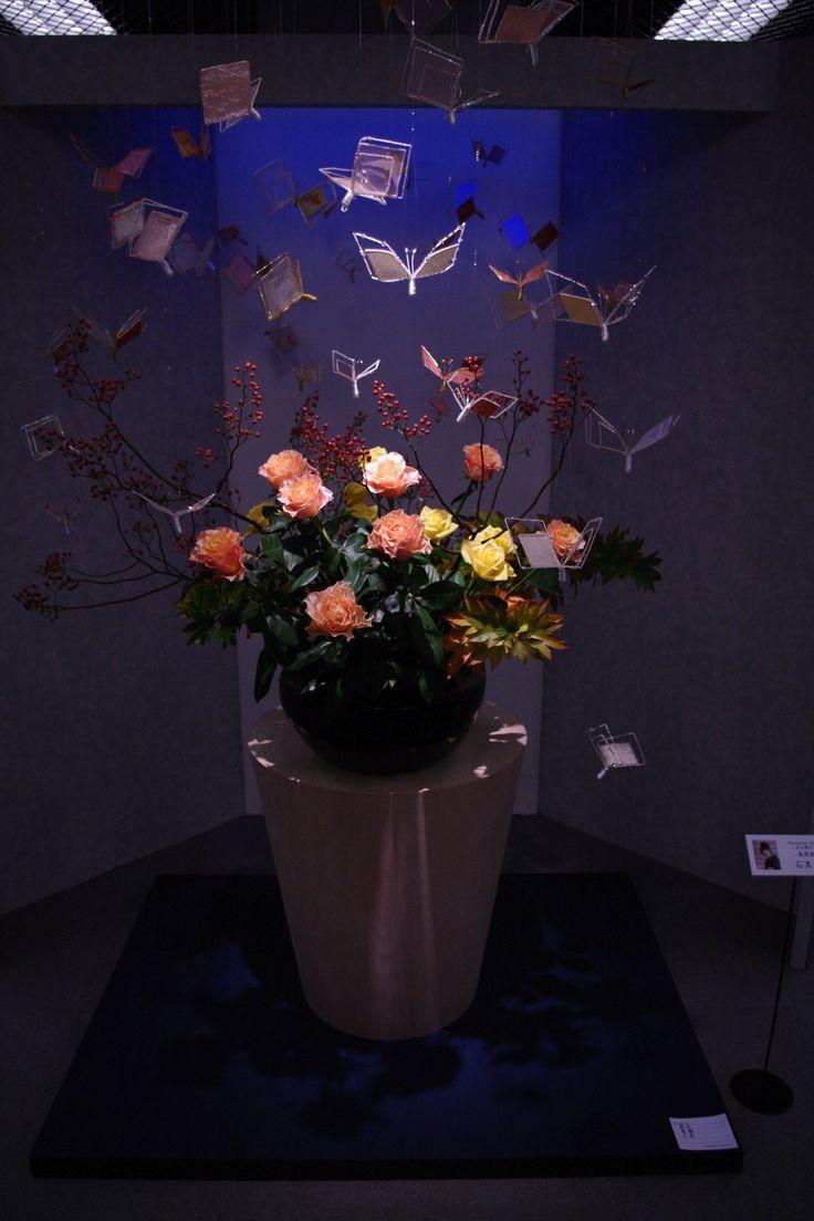 京都新世代いけばな展2012