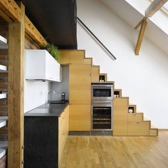 Смарт & Stylish Решения для малого пространства | Квартира терапия