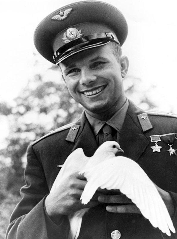 Yuri Gagarin CCCR