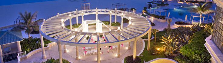 Boda en Cancun - Sandos Luxury Cancun Hotel