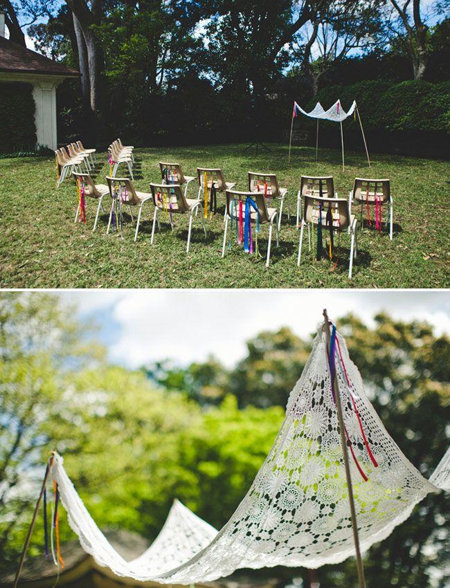 An Aussie Handmade Wedding  |  Green Wedding Shoes
